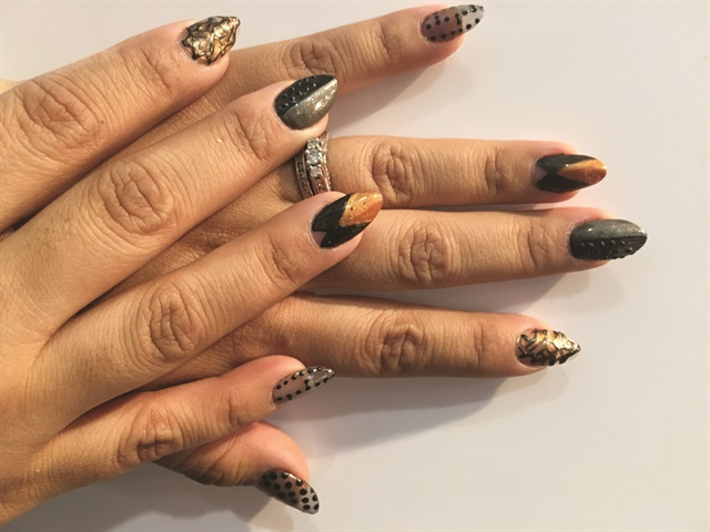 Chicago Manicurist, Nail Enhancements, Chicago Nail Professional. CND Additives, CND Shellac, Almond Nails, Gel Nails, Nail Designs, Chicago Nail Art, Nail Fashion, CND